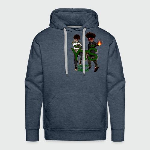 prince yt 334 super deux merchandise - Men's Premium Hoodie