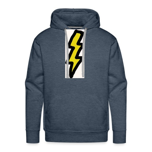 fab lightning - Men's Premium Hoodie