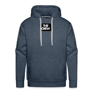 the crew logo - Men's Premium Hoodie