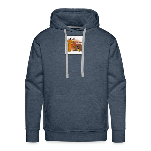 Rock And Ruler - Men's Premium Hoodie