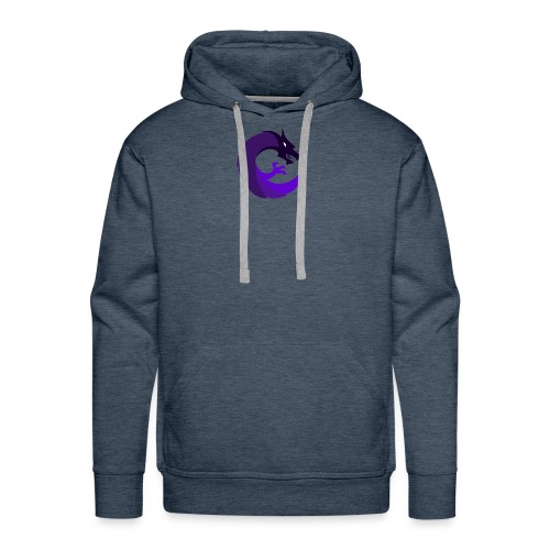 Simple Entropy Logo - Men's Premium Hoodie