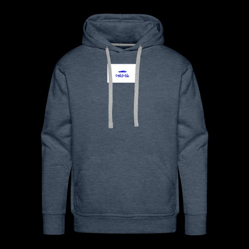 Blue 94th mile - Men's Premium Hoodie