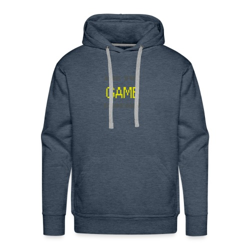 Are_you_game_enough - Men's Premium Hoodie