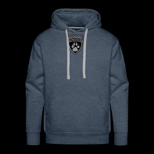 SheepDog Knives Logo - Men's Premium Hoodie