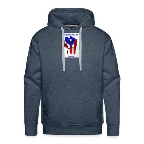 2196b2dd4c9fc916b2008e70219c0a3c puerto rican rec - Men's Premium Hoodie
