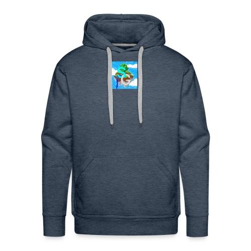 SkyGames Logo RETRO - Men's Premium Hoodie