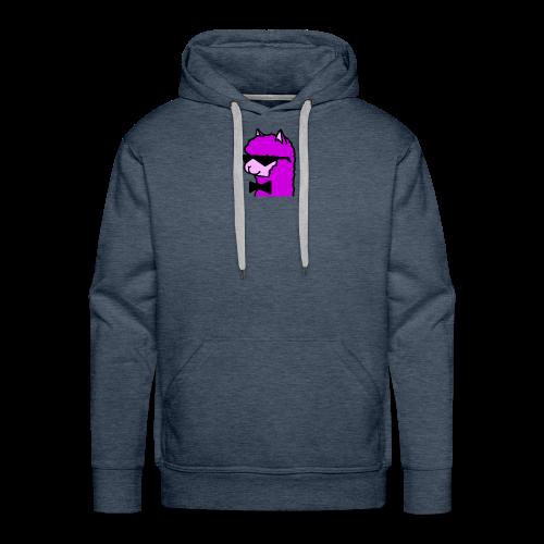 Cool Alpaca - Men's Premium Hoodie