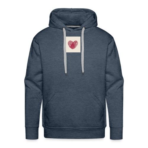 Heart Collection - Men's Premium Hoodie