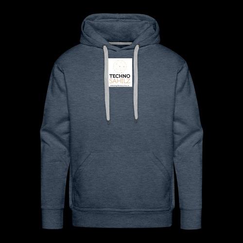 Techno Sahilz - Men's Premium Hoodie