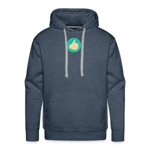 Thumb Up - Men's Premium Hoodie