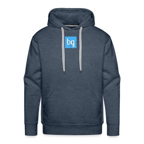 bg - Men's Premium Hoodie