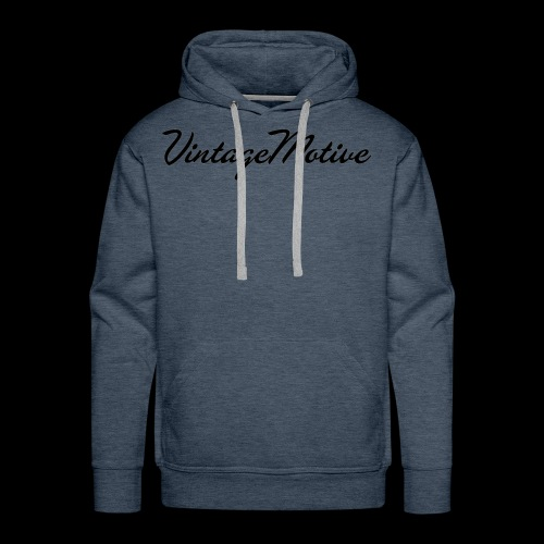 VintageMotive original - Men's Premium Hoodie