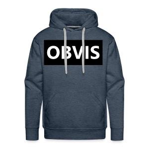 obvis merch - Men's Premium Hoodie