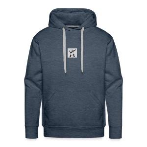 back to school 2nd design - Men's Premium Hoodie