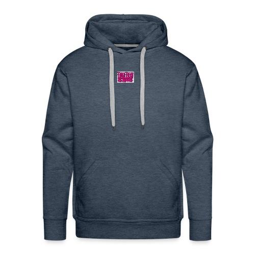 Pink Twitchgang Logo - Men's Premium Hoodie