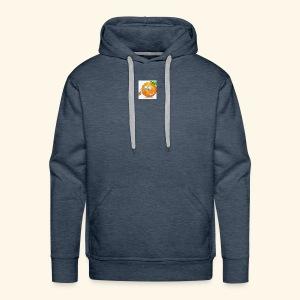 OrangeJuice - Men's Premium Hoodie