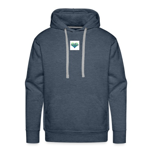 fury friends pet services - Men's Premium Hoodie