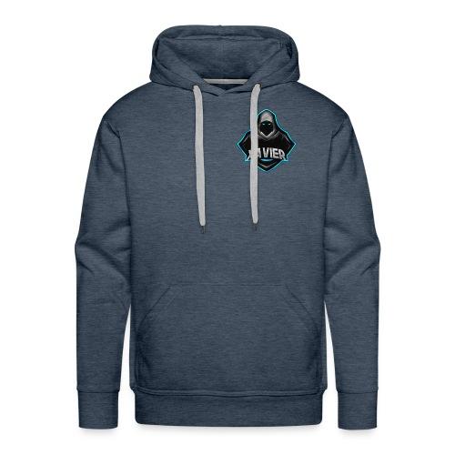 Xavier logo - Men's Premium Hoodie