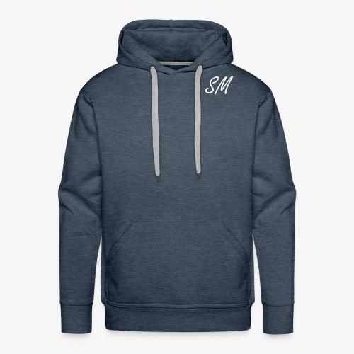 SM Logo - Men's Premium Hoodie