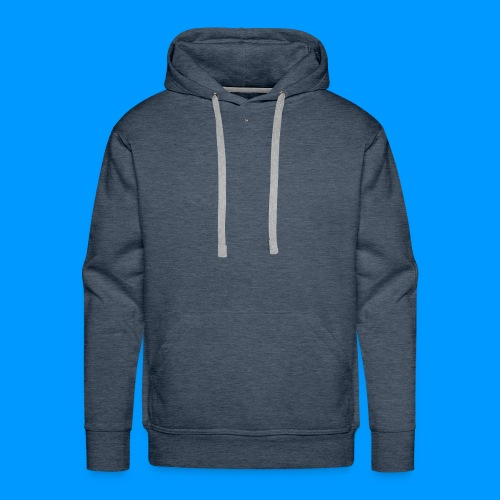 the blury picture - Men's Premium Hoodie