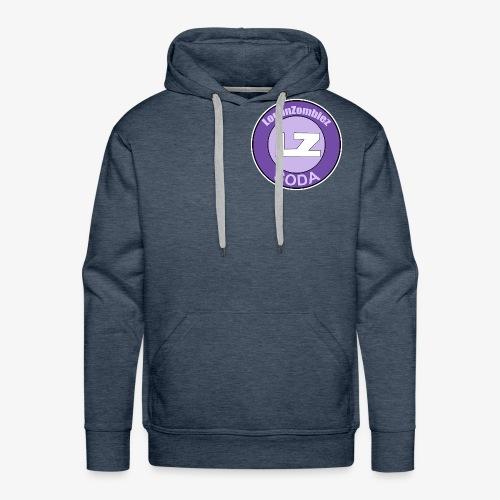 LoganZombiez Logo - Men's Premium Hoodie