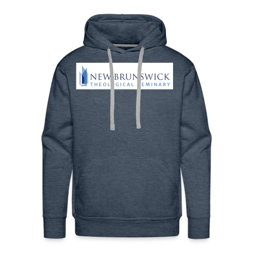 NBTS Logo - Collection 2 - Men's Premium Hoodie