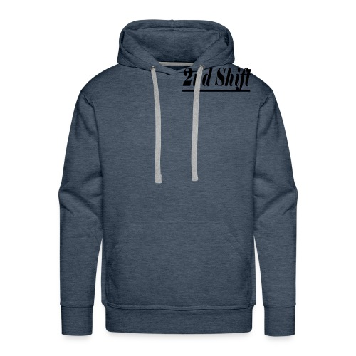 2nd Shift Review - Men's Premium Hoodie