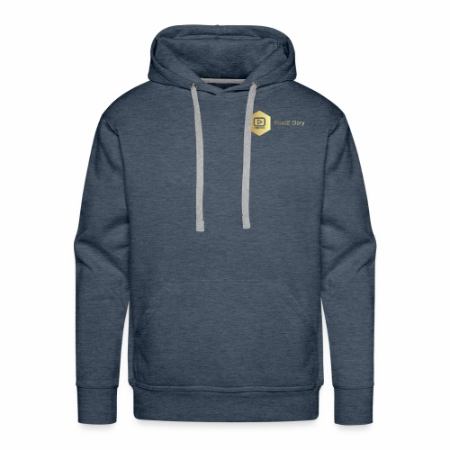 Golden Road2 Glory Badge - Men's Premium Hoodie