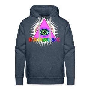 Illuminati BadMusic - Men's Premium Hoodie
