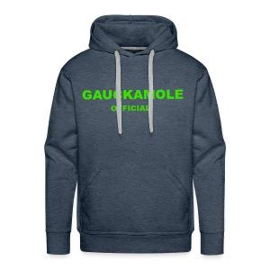OFFICIAL GAUCKAMOLE - Men's Premium Hoodie