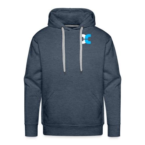 Cosmic Cryo Logo - Men's Premium Hoodie