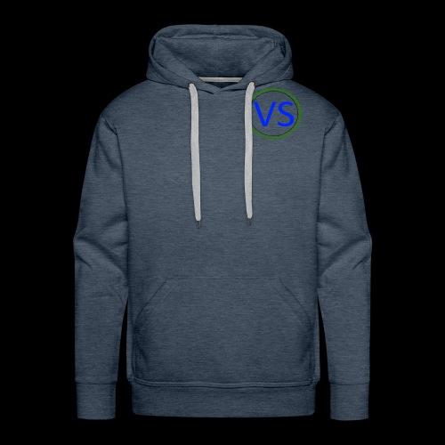 VS Logo - Men's Premium Hoodie