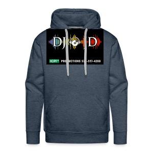 DJ JD - Men's Premium Hoodie