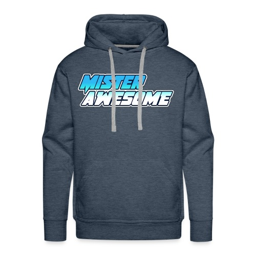 Mister Awesome - Men's Premium Hoodie