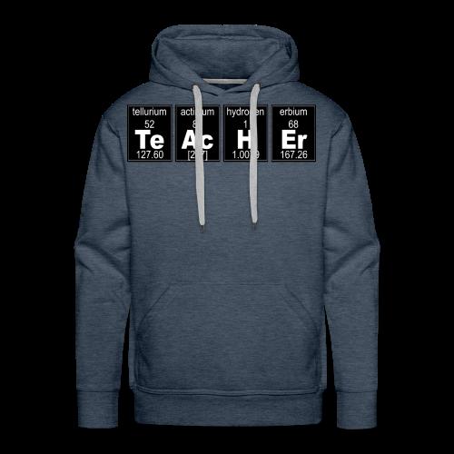 Chemistry TeAcHEr - Men's Premium Hoodie