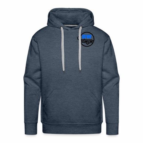 BW Logo - Men's Premium Hoodie