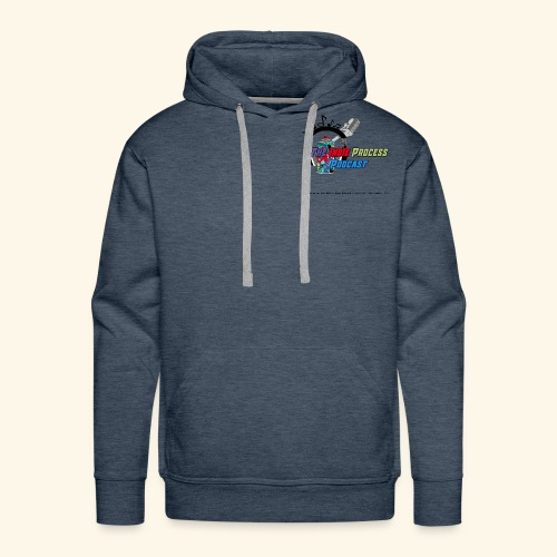 The Indie Process Podcast Hoodies - Men's Premium Hoodie