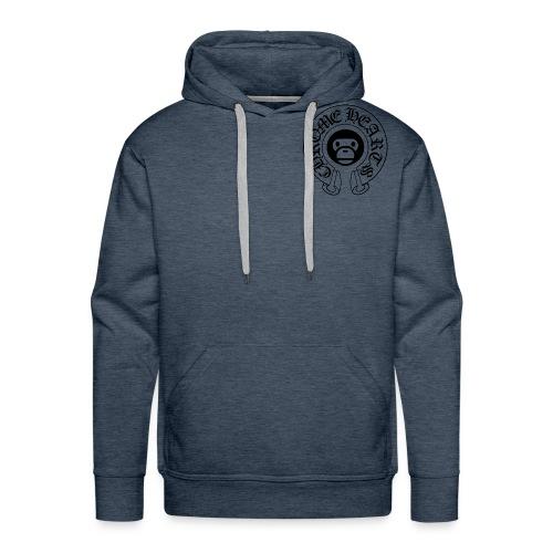 Bape Logo - Men's Premium Hoodie
