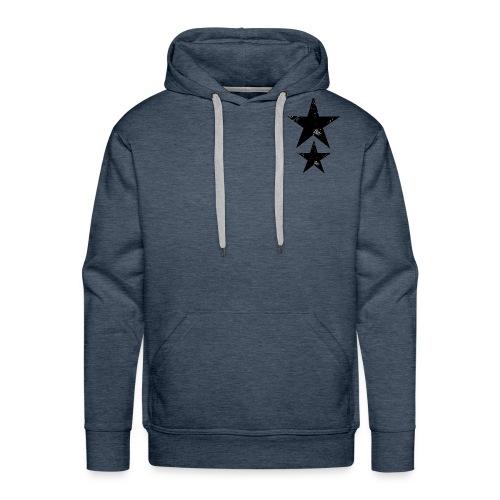 Star Logo - Men's Premium Hoodie