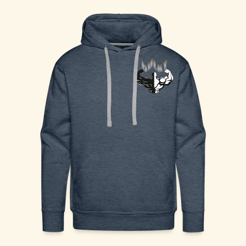 BULKY 3-6-FIVE - Men's Premium Hoodie