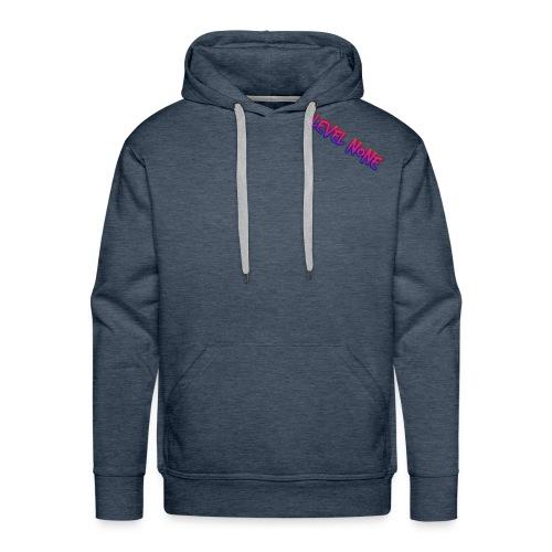 Level Logo - Men's Premium Hoodie