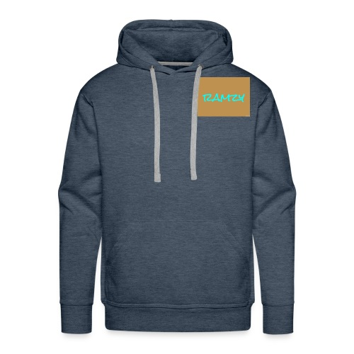 rmh boss 1 is very important because were the best - Men's Premium Hoodie