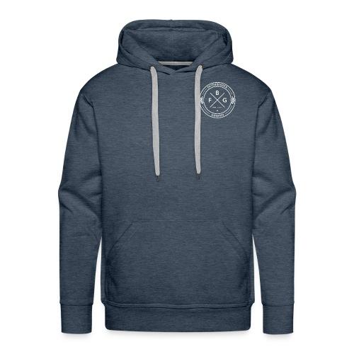 fbg logo - Men's Premium Hoodie
