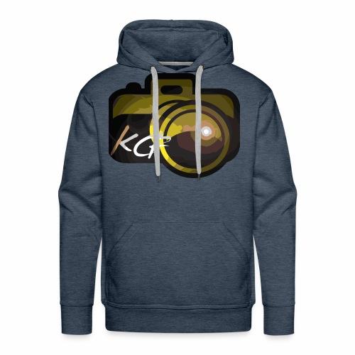 KCF camera - Men's Premium Hoodie