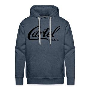 Cartel Blue - Men's Premium Hoodie