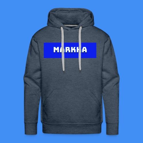 Markka Box Design - Men's Premium Hoodie