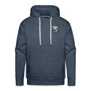 verace007 - Molleton à capuche Premium pour homme