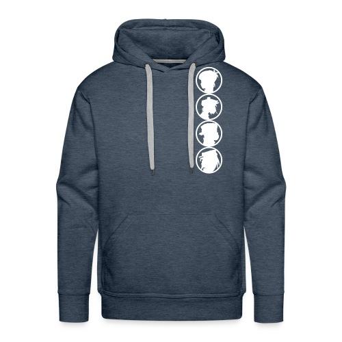 sillhouet - Men's Premium Hoodie