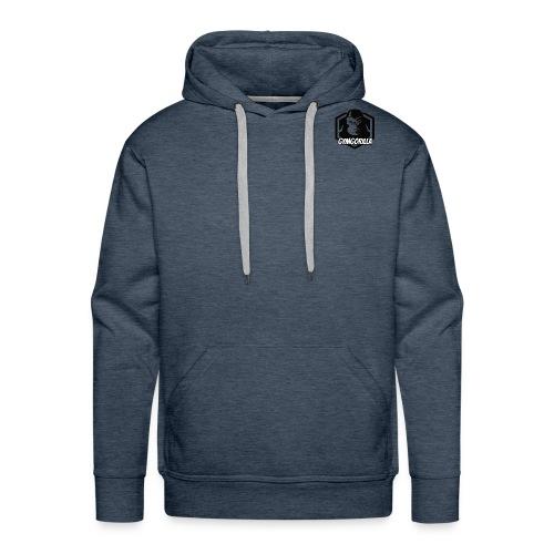 GymGorilla Minimal - Men's Premium Hoodie