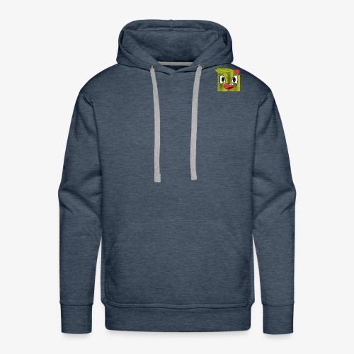 rangerone07 cartoon head - Men's Premium Hoodie